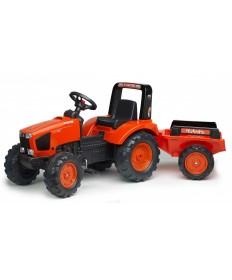 Traktor Kubota na pedały z...
