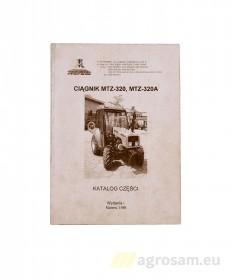 KATALOG MTZ 320/320A  MTZ