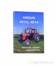 KATALOG CZĘŚCI URSUS MF-4512