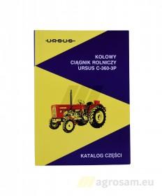 KATALOG CZĘŚCI URSUS C-3603P