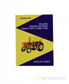 KATALOG CZĘŚCI URSUS C-360