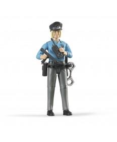 FIGURKA POLICJANTKI